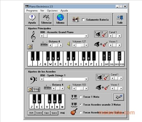 Electronic Piano image 4
