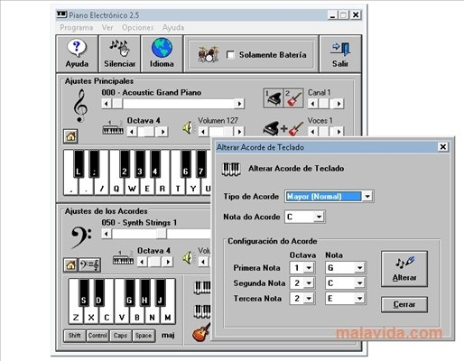 Electronic Piano 2 6 - Download for PC Free