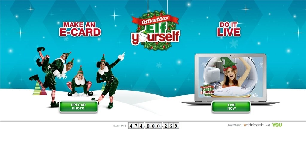 Elf Yourself Webapps image 7