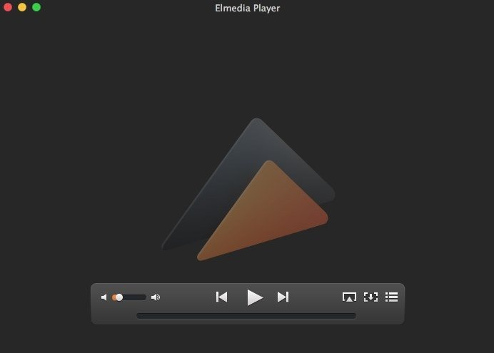 Elmedia Player Mac image 2