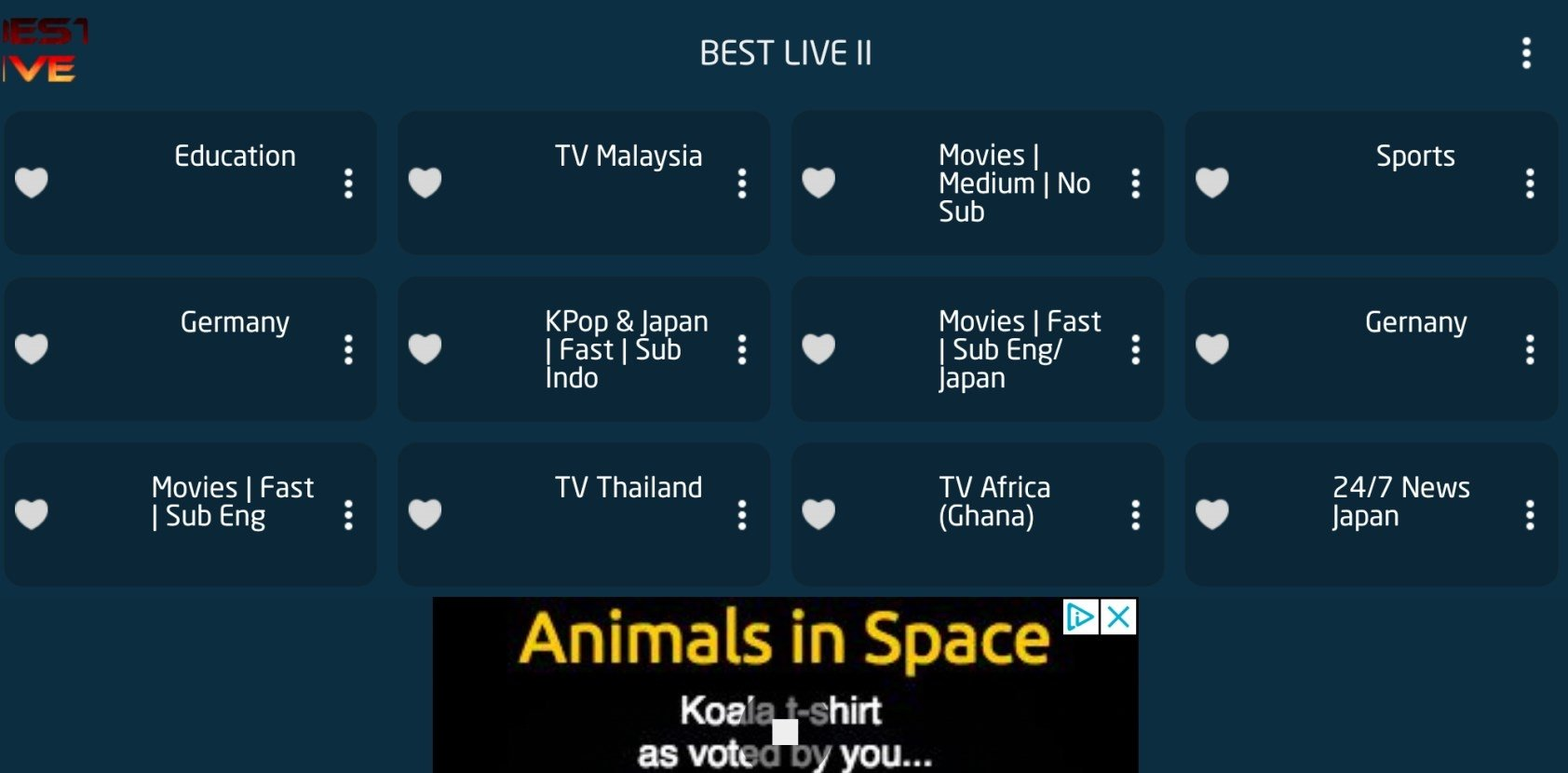 elMubashir IPTV 5 3 - Download for Android APK Free