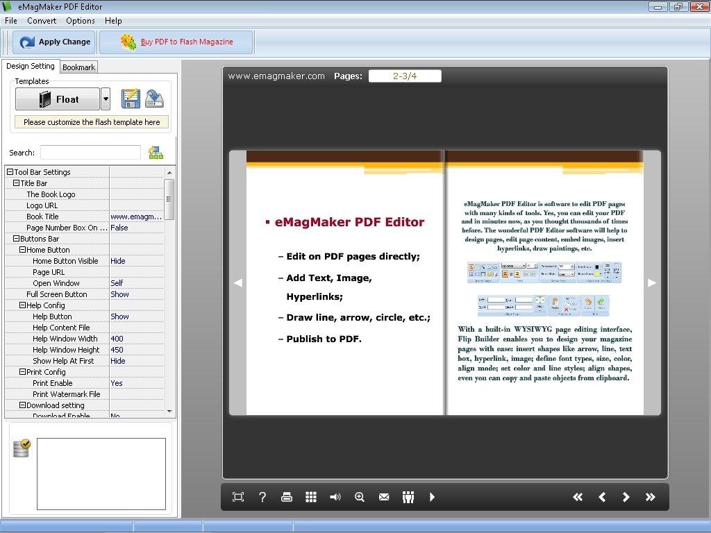 Download Emagmaker Pdf Editor 2 0 Free