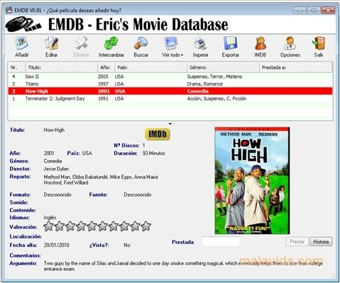 EMDB 3 19 - Download for PC Free