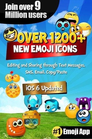 Emoji 2 Emoticons - Download for iPhone Free