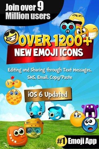 Emoji 2 Emoticons iPhone image 5
