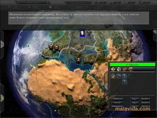Empire Earth 3 Demo