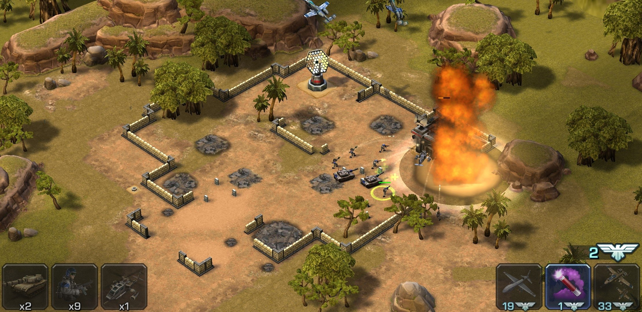 Empires and Allies Android image 5