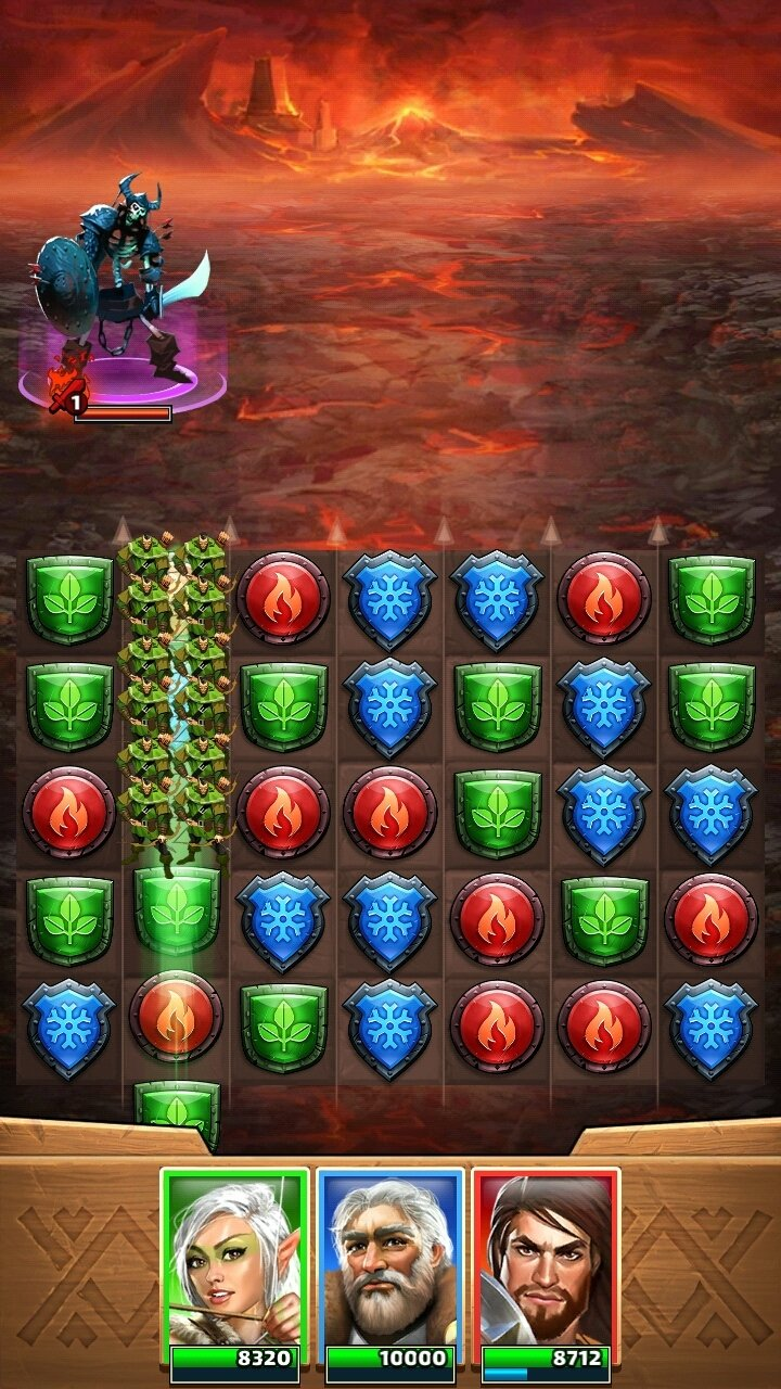 Empires & Puzzles: RPG Quest 22 1 1 - Download for Android APK Free