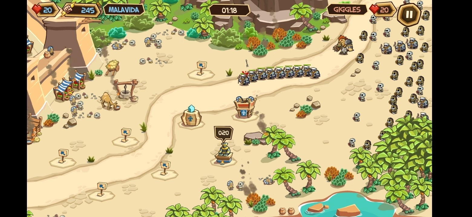 Empires of Sand Android image 5