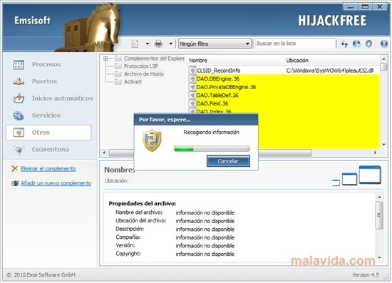 Emsisoft HiJackFree Download