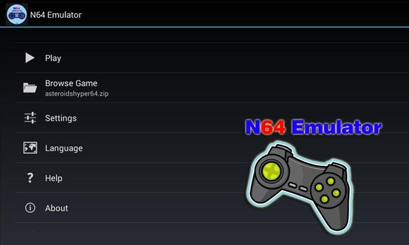 N64 GRATUIT EMULATEUR TÉLÉCHARGER
