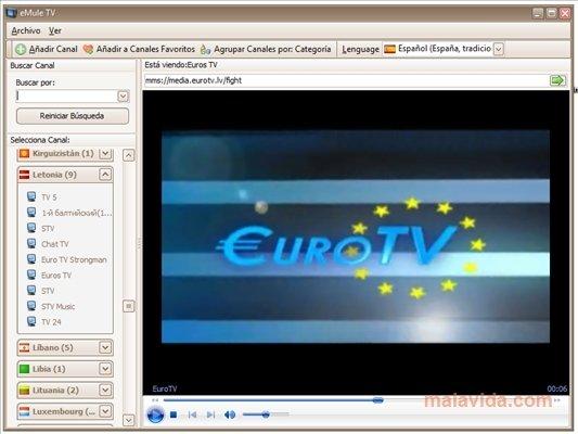 eMuleTV image 4