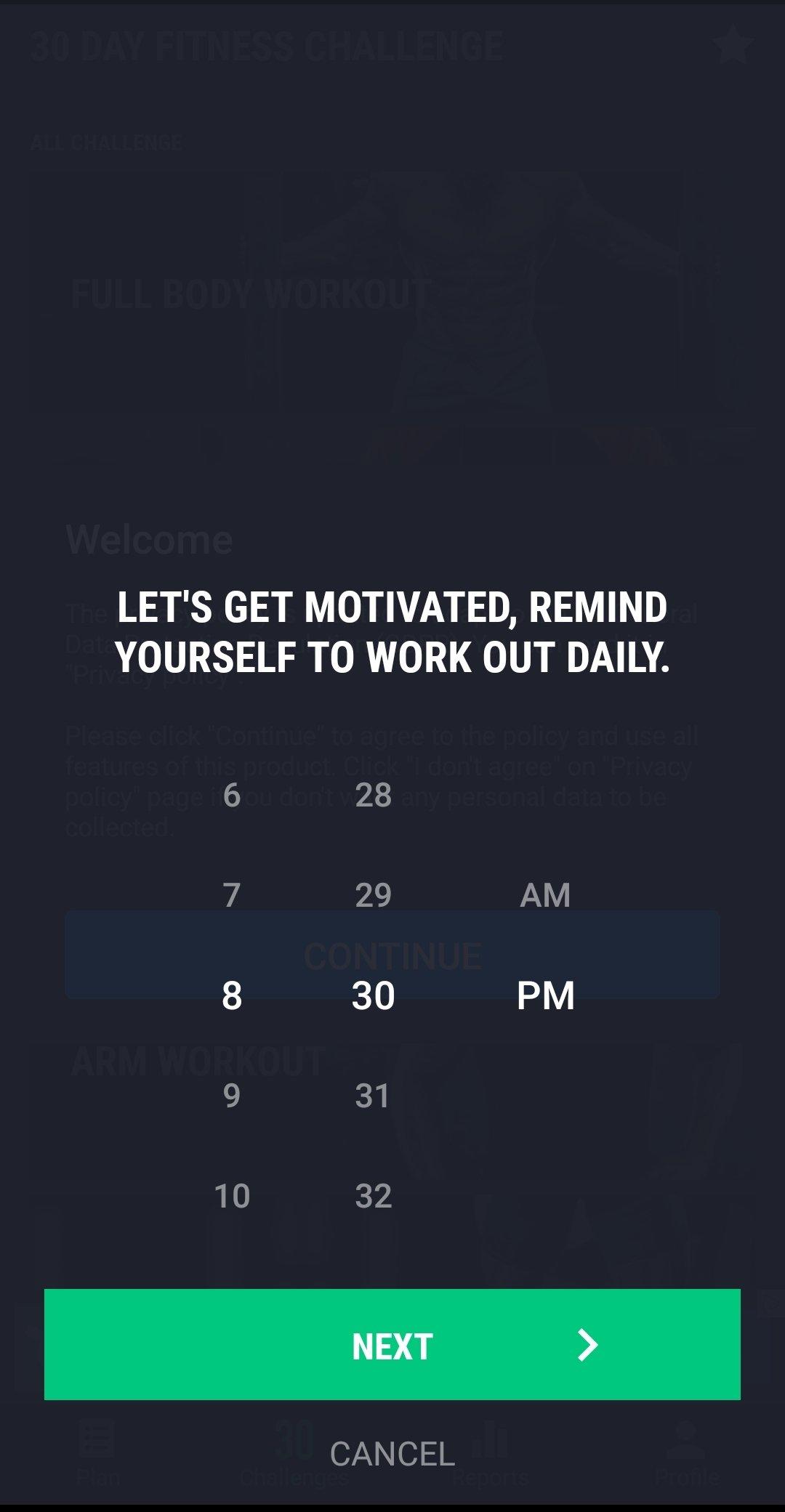 30 dias fitness apk
