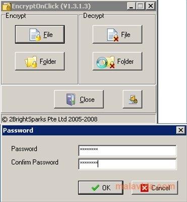 EncryptOnClick image 3