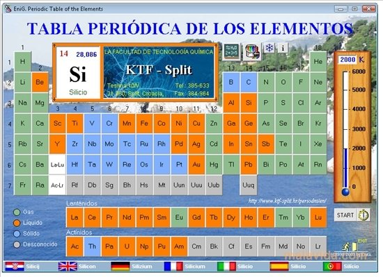 EniG. Periodic Table of the Elements image 4