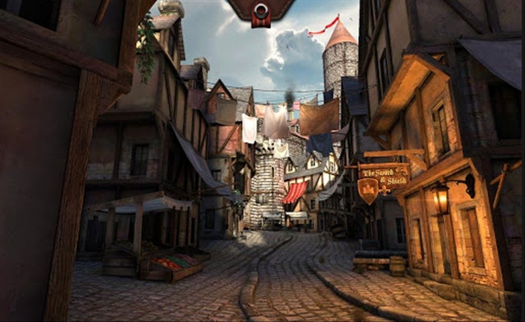 Epic Citadel Android image 5