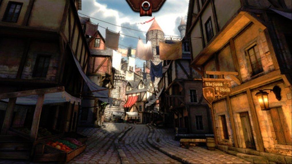 Epic Citadel iPhone image 5