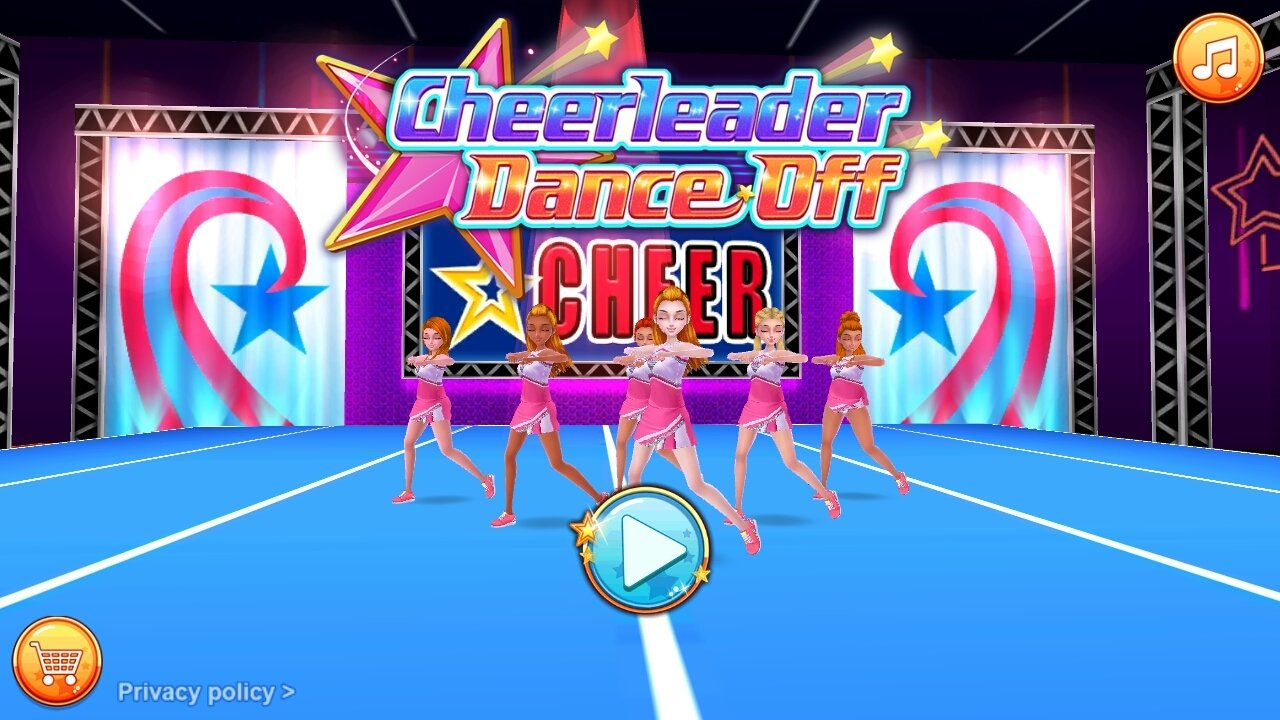 Cheerleader Dance Off Squad Android image 8
