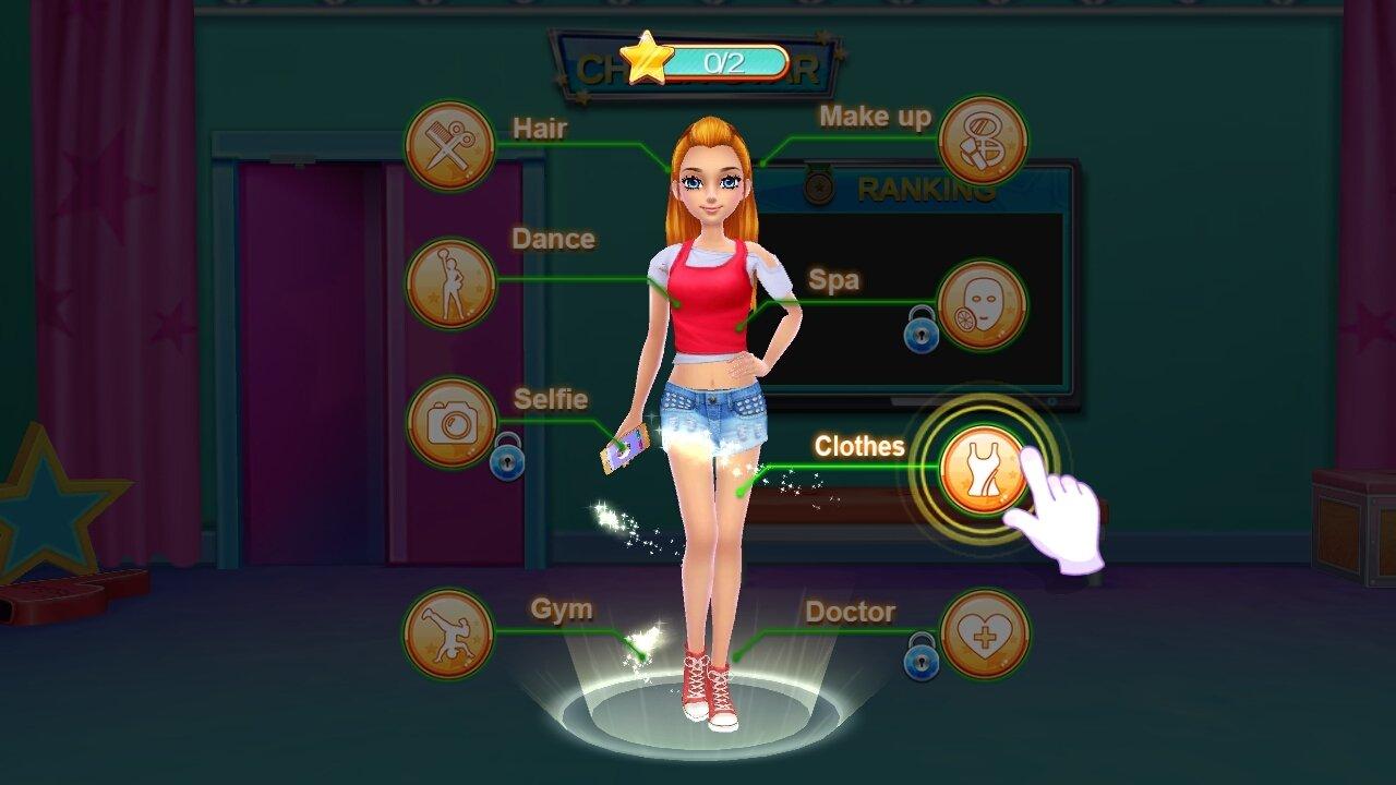 Compétition De Pom Pom Girls 104 Télécharger Pour
