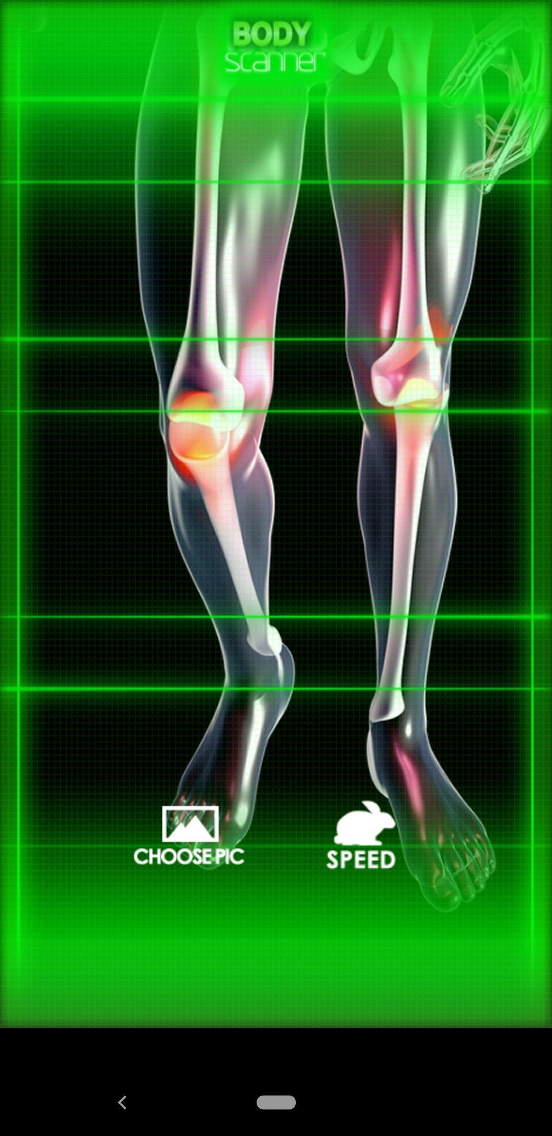 Body Scanner Free Prank Android image 5