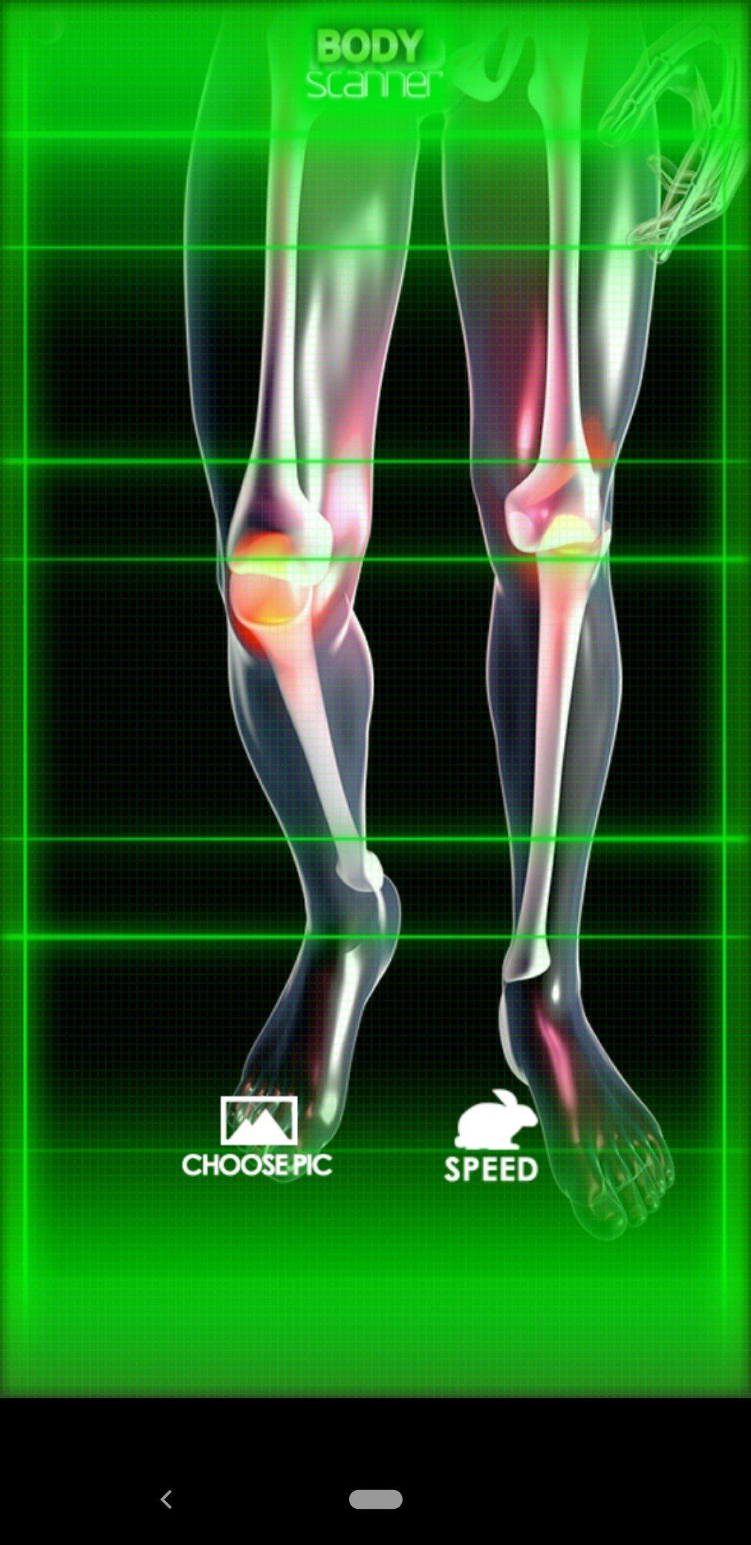 scanner raggi x gratis
