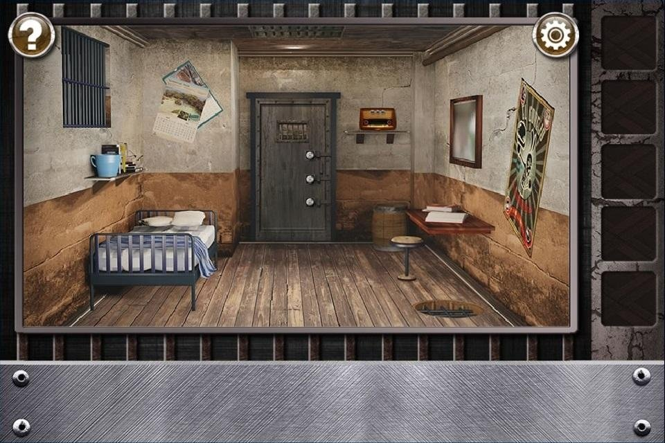 Escape the Prison Room Android image 4