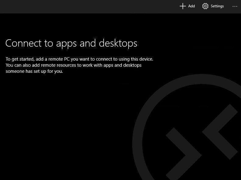 Microsoft Remote Desktop image 6