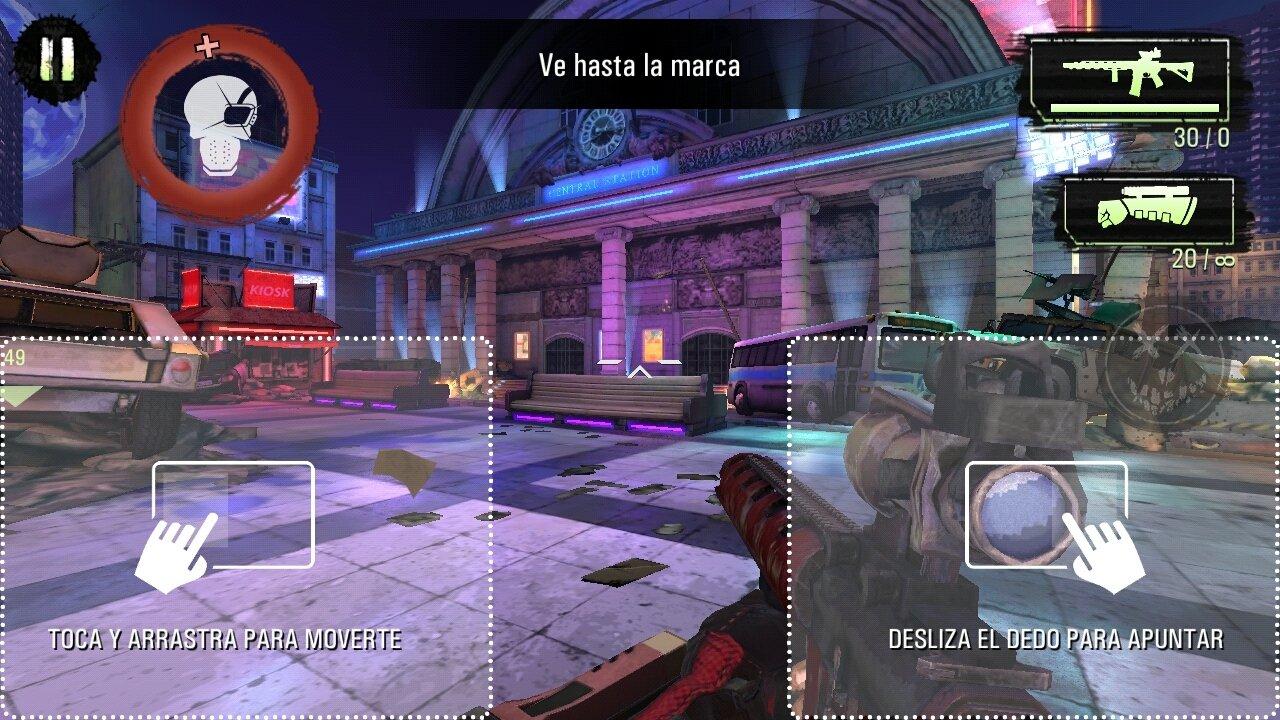 Escuadron Suicida El Juego 1 1 3 Descargar Para Android Apk Gratis