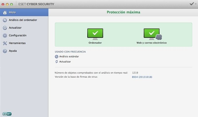 ESET Cybersecurity Mac image 5