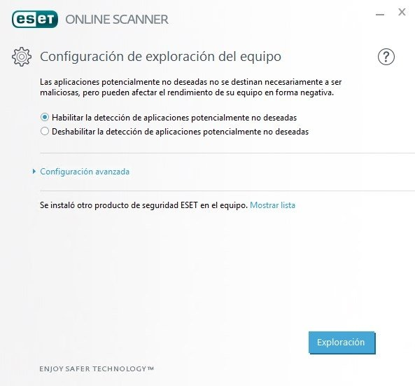 ESET Online Scanner 3 1 6 0 - Download for PC Free