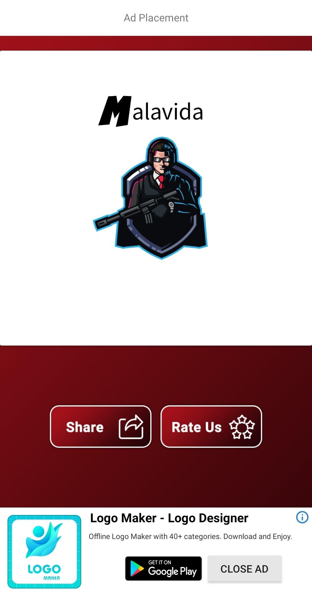 eSports Logo Maker Android