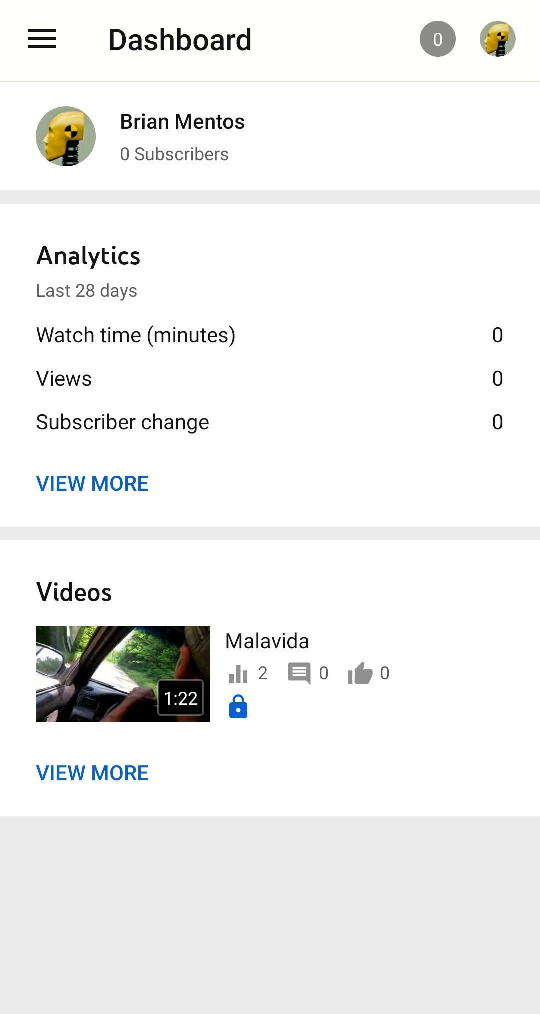 YouTube Creator Studio 19 19 100 - Download for Android APK Free