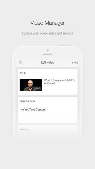 YouTube Creator Studio iPhone image 4