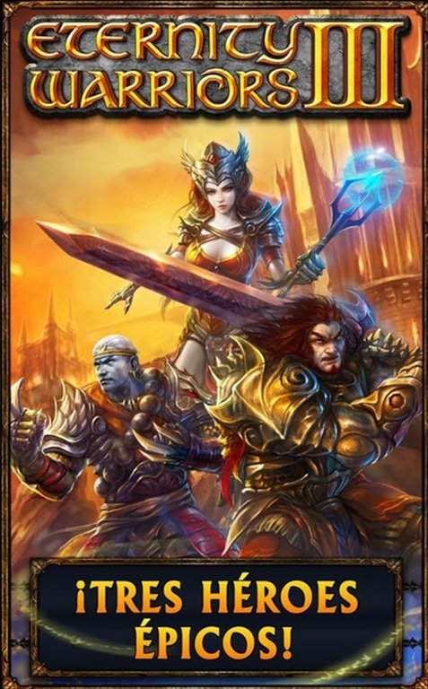 Eternity Warriors Android image 5