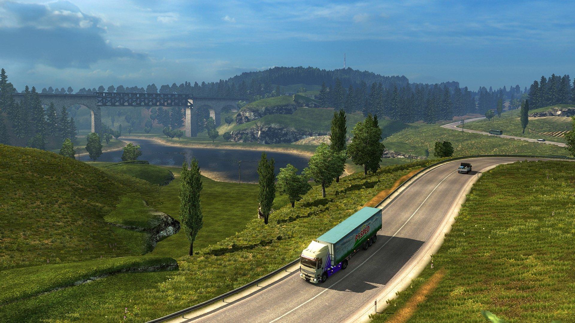 euro truck simulator 3 mac