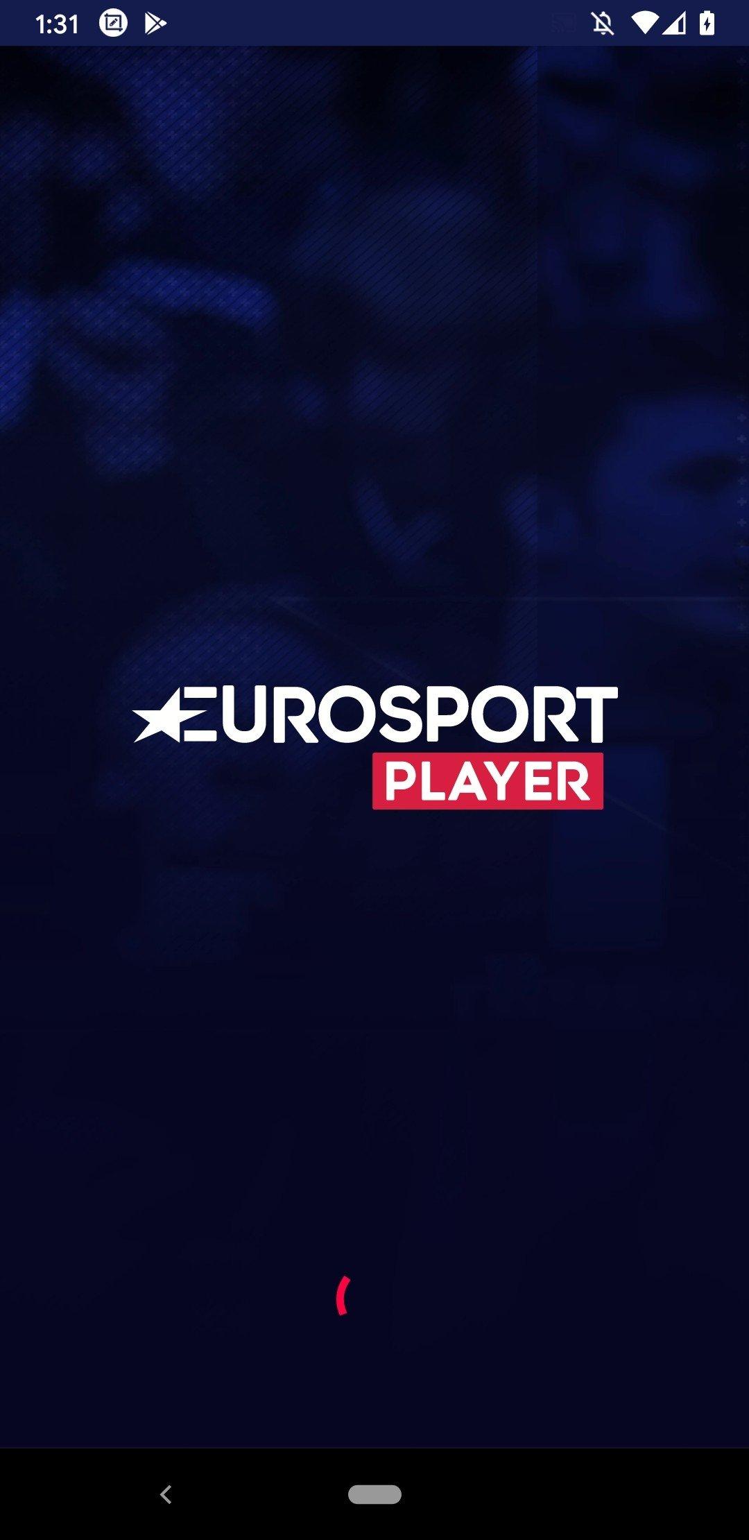 da eurosport player
