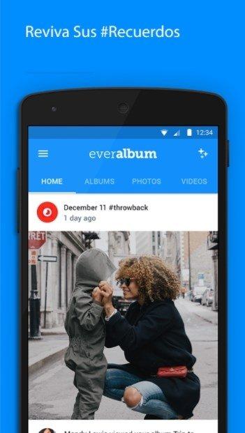 Everalbum Android image 5