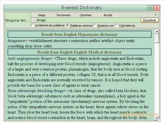 Everest Dictionary image 4