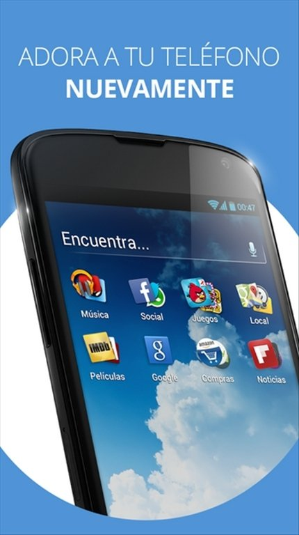 EverythingMe Launcher Android image 5