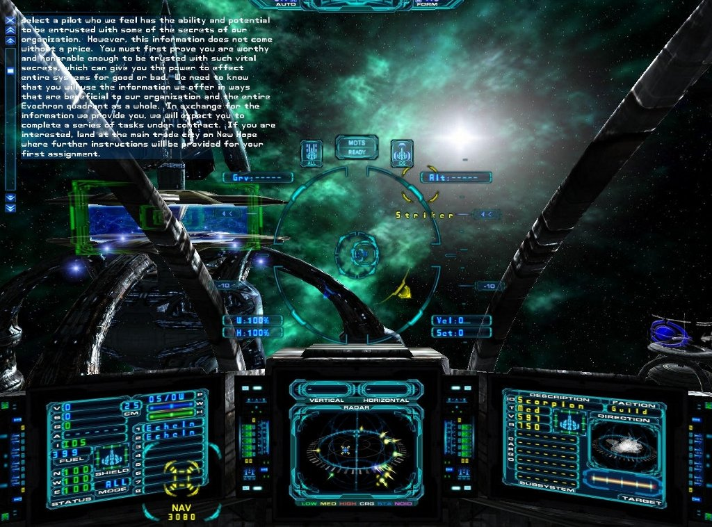 Evochron Mercenary image 7
