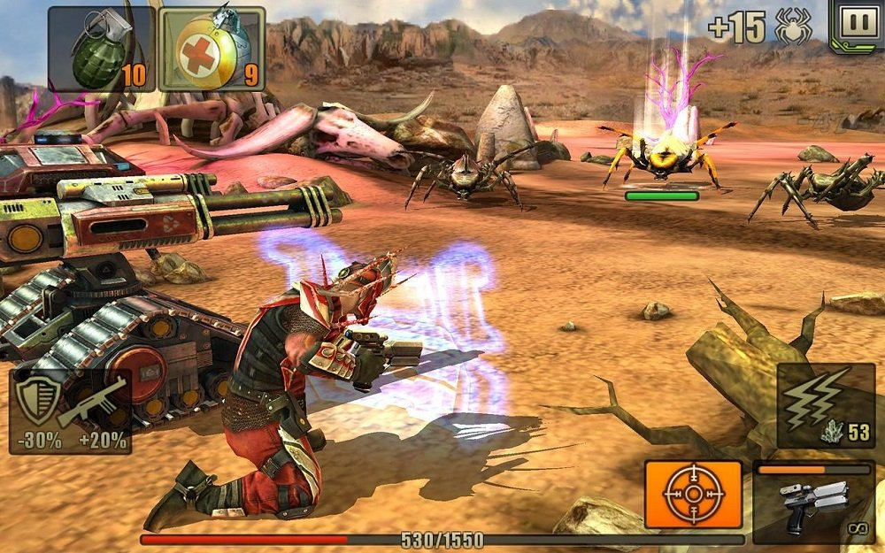 Evolution: Battle for Utopia Android image 5