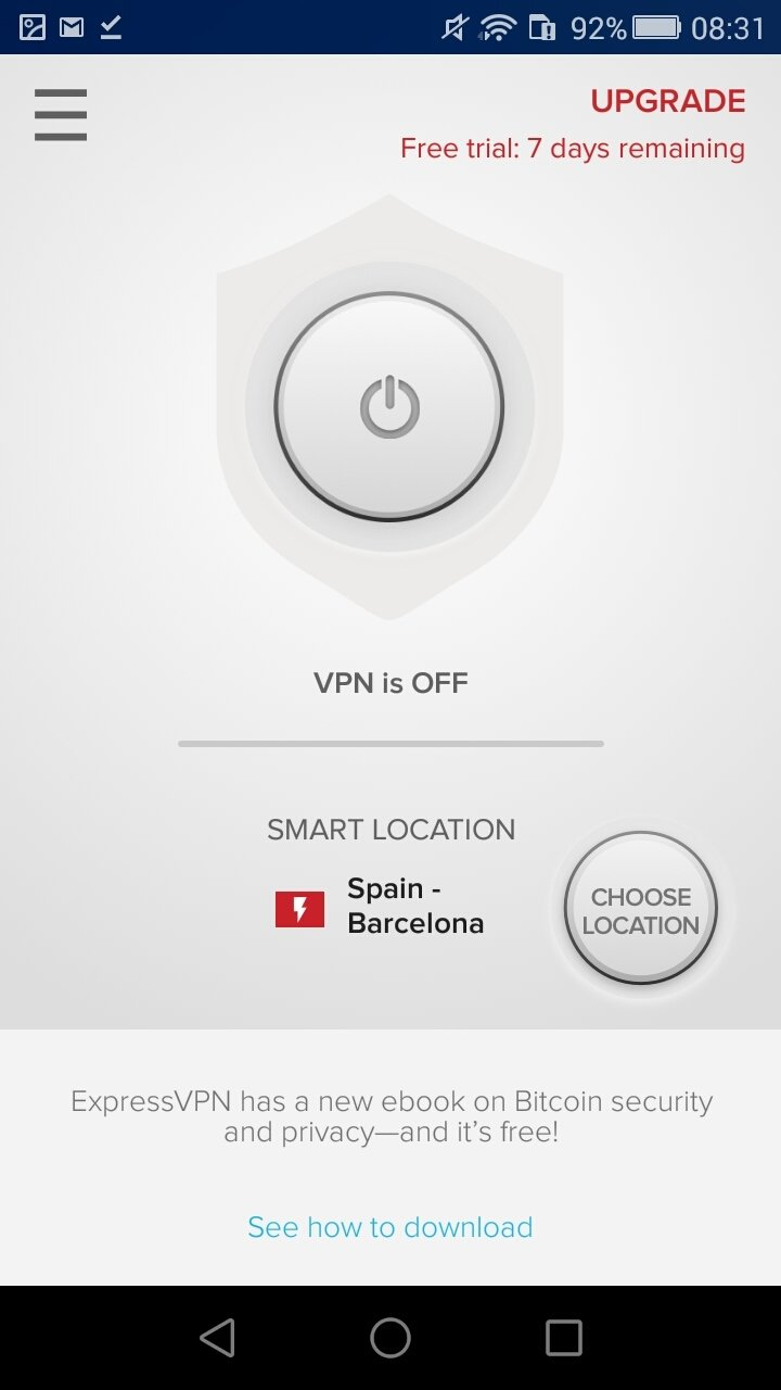 express vpn download for android