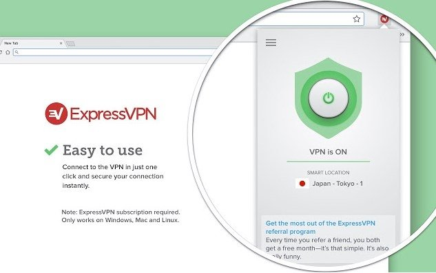 ExpressVPN Chrome 3 2 0 12 - Download for PC Free