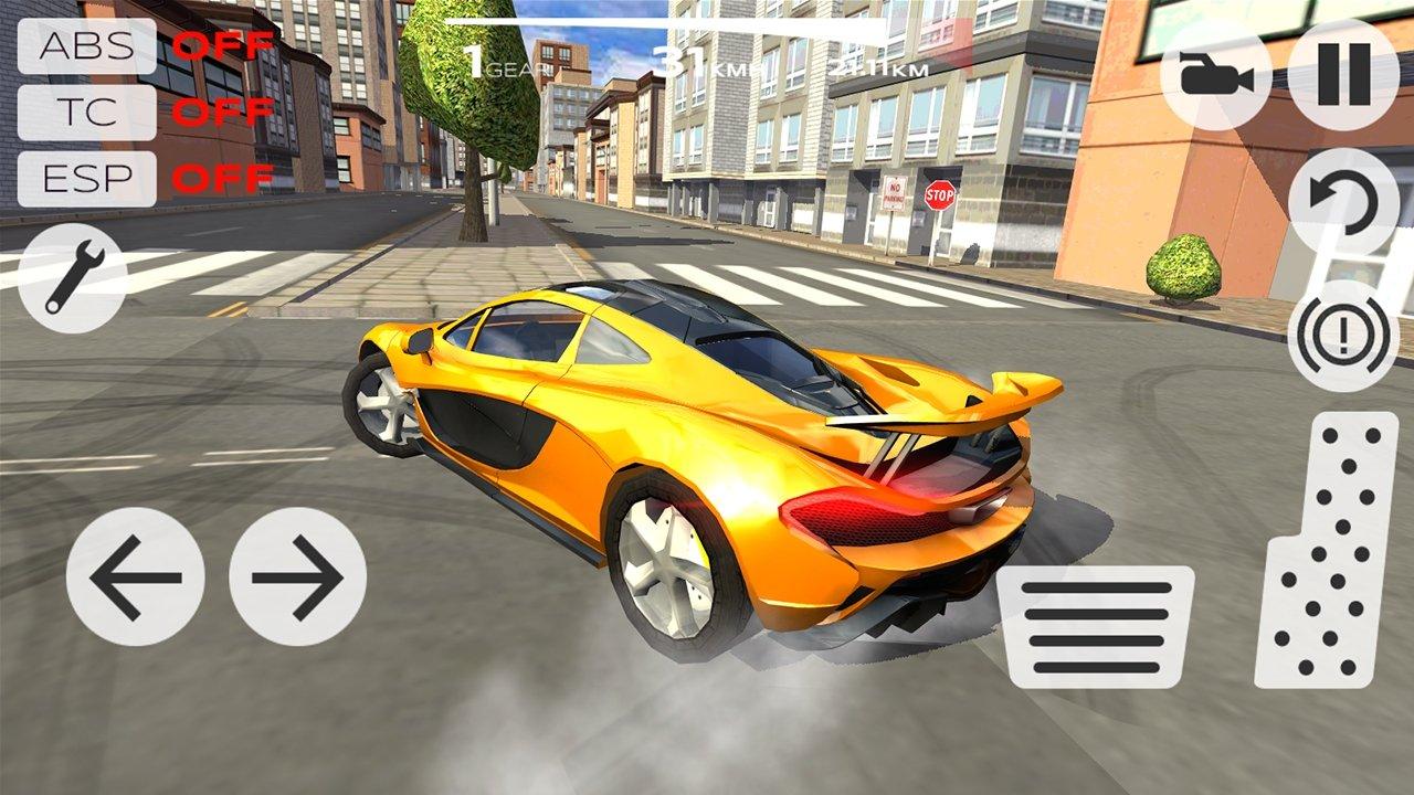 download extreme car simulator apk