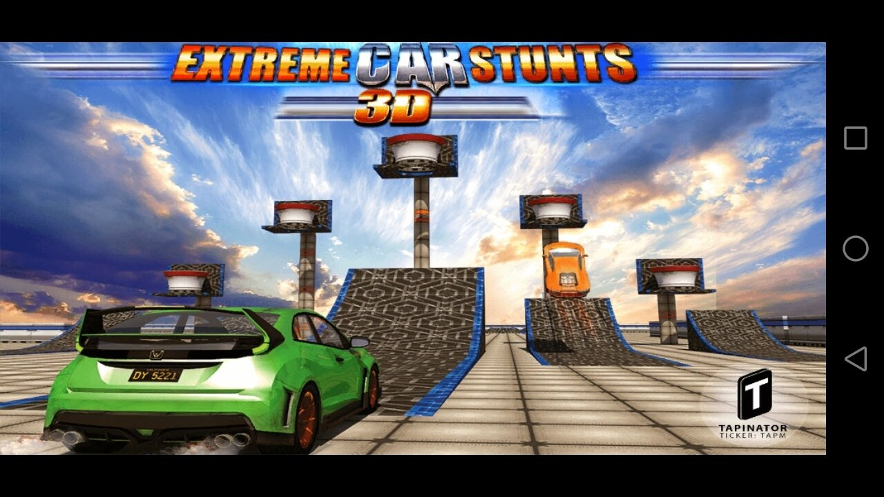 Extreme Car Stunts 3D Android image 8