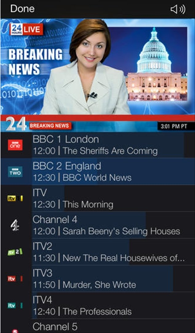 EyeTV Mobile - Download for iPhone Free