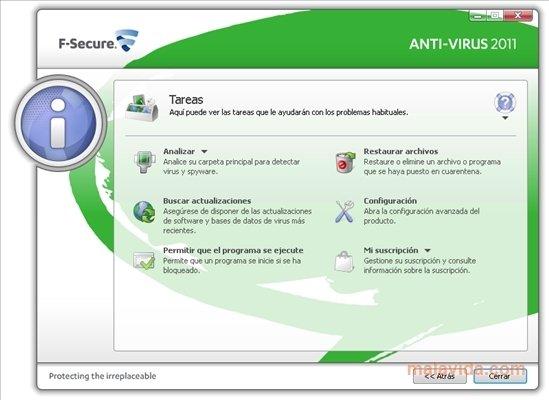 F-Secure Anti-Virus image 4