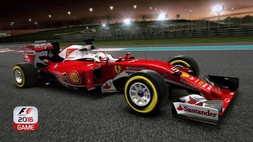 F1 2016 iPhone image 5