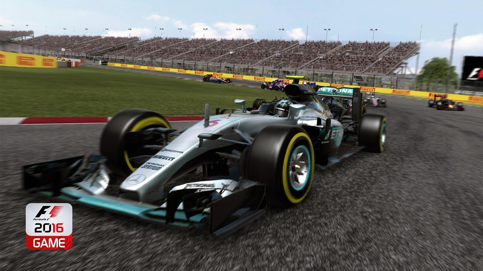 F1 2016 Android image 8