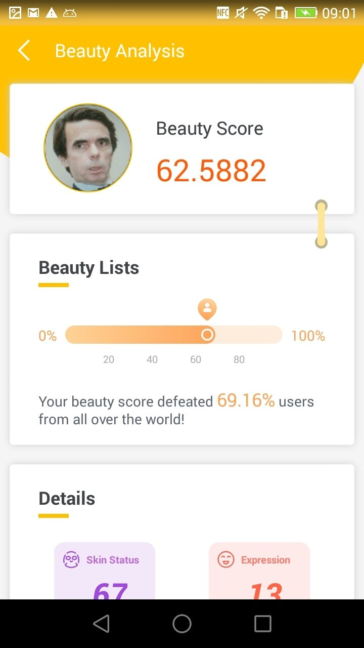 Face Secret - Face Reading 1 2 16 - Download for Android APK